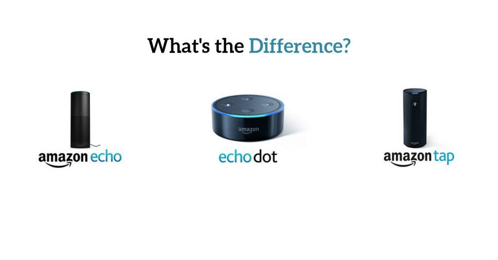Amazon's Speaker Lineup