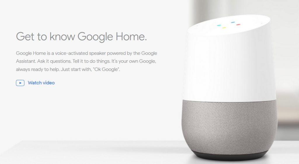 Things You Can Do With Google Home