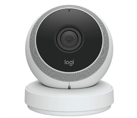 Logi Circle Home Security Camera by Logitech