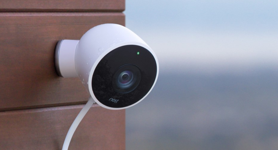 Nest Outdoor Cam weatherproof security camera