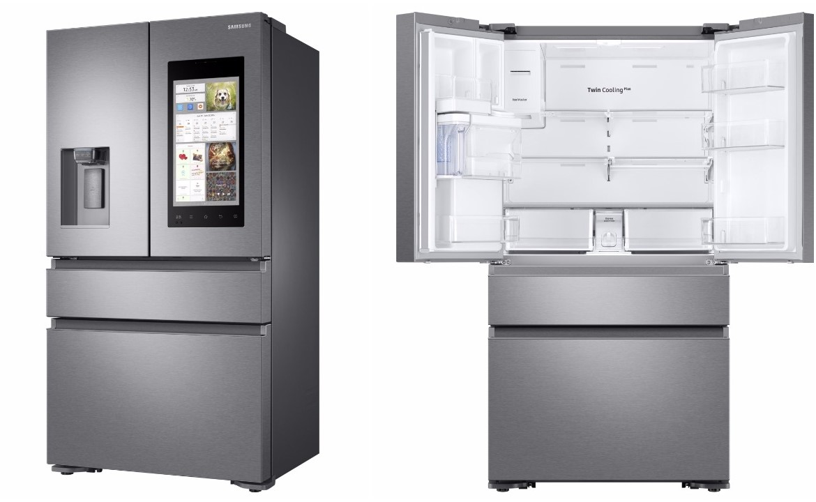 Samsung smart fridges - Family Hub 2.0