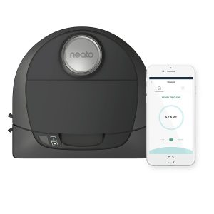 Neato Botvac Connected is one of the best vacuum cleaners of the robotic type